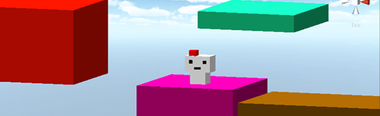 Fez Mechanic in Unity3D – Radical Propositions